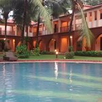 View from Pool, Deluxe Rooms