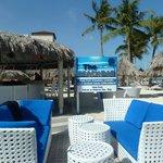 Beachbar strand