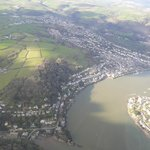 Dartmouth from 2,000 ft