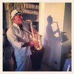 Saxophonist @ Cuvee