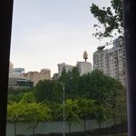 View from room, Chinese Gardens