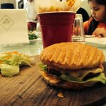 Best burger in Pakistan Cafe Soul at Lush