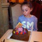 Birthday cake was amazing!!