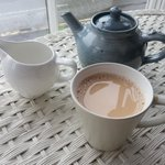 A proper tea pot :) simple things!!