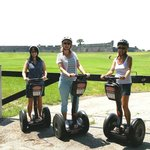 Segways in St. Augustine!