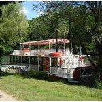 Le bateau à roue