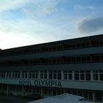 Front View of Hotel OlympiaAxams