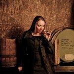 Marlene Bester, the Van Ryn's Distillery Manager