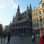 Grand place de Brussels
