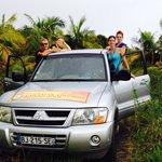 Excursion 4X4 avec #TAKAMAKADventure Ile de la Réunion