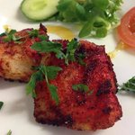 Saloni Fish-Fillet pieces of tender fish, bred in the Bay of Bengal are marinated over night...