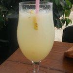 Homemade lemonade to die for