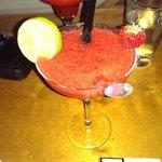 Strawberry Daiquiri - thanks Lucas!