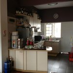 Clean kitchen facilities available for our use