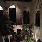 Riad (de nuit)