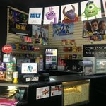 Lots of choice - concessions