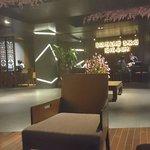 Hotel Lobby.. So classy