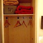 Шкаф в номере