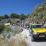De camino hacia el Tajo - heading towards the Ronda Gorge