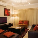 2-bedroomed suite - Lounge