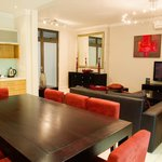 2-bedroomed suite - Diningroom / Lounge