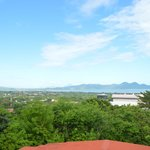View over Managua