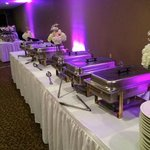 We provide a buffet or plated service for your special occasion.