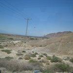 a caminho de Qumran