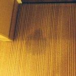 Floor inside