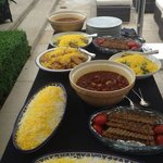Hana Persian catering