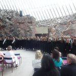 More than 120 singers in the chorus