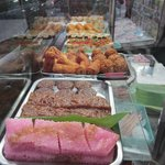 Local Cakes (Kuih)