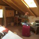 Attic room 36
