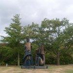 Waitukei sculpture