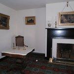 General Lee's desk