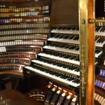 Organ Console [left]