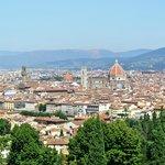Firenze vista da San Miniato al Monte