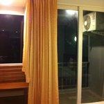 room with veranda