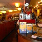 near front cash register