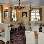 The Crown Inn Dining Room