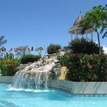 Main Pool & Waterfall
