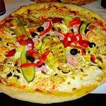 """Pizza """"Mangia & Taci"""""""