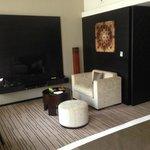 Executive Suite, lounging area