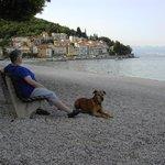 direkte Nähe zum Strand und Promenade