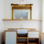Appartement - Wohnküche