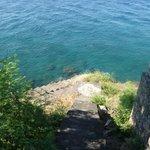 Спуск к морю