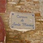 Carmen de Santa Maria