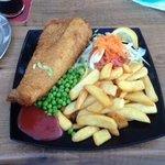 fish & chips very nice