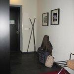 Zona entrada habitación