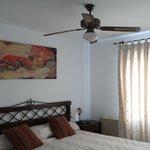 Dormitorio apartamento El Minarete